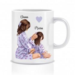 Cana personalizata MOM&DAUGHTER II