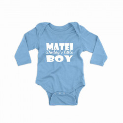 Body personalizat Daddy little prince