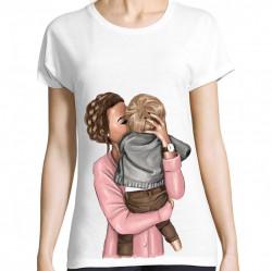 Tricou Mama & Fiu