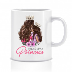 Cana personalizata Little princess