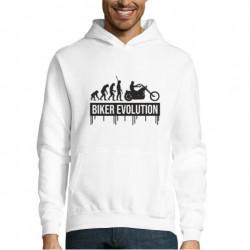 Hanorac personalizat Biker
