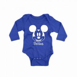 Body personalizat cu nume Mickey