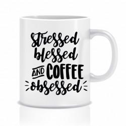 Cana personalizata coffee