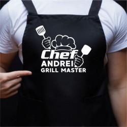 Sort de bucatarie personalizat Grill Master