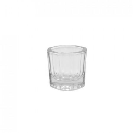 Pahar sticla fara capac, pentru acril