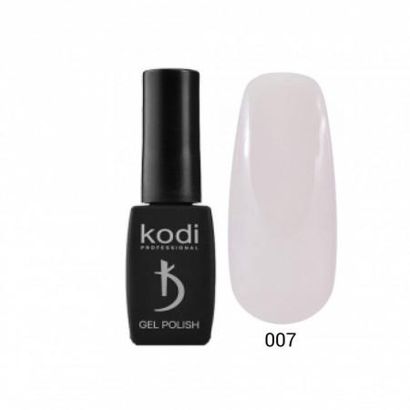 Semipermanenta Kodi 12ml - 007 alb lăptos