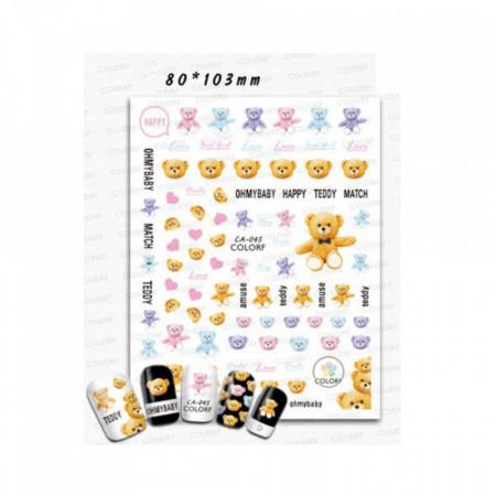 Sticker unghii CA045-CH