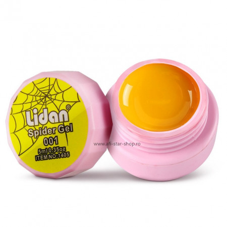 spider gel lidan