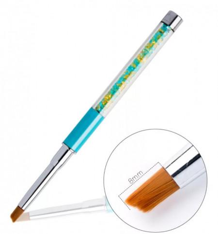 Pensula pentru umbre nr. 6 G16-5 (cristale vernil)