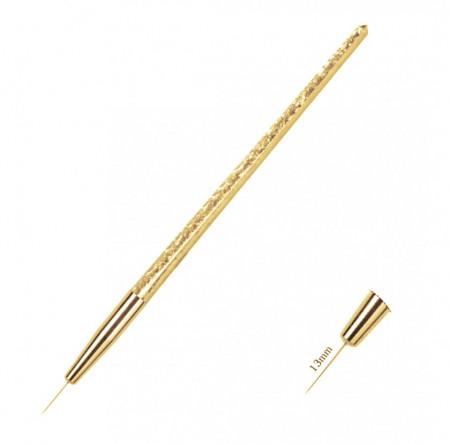 Pensula pictura shiny gold-13 mm (G16-6)