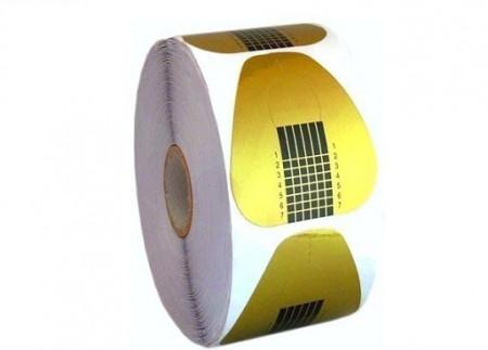 Sablon constructie lat auriu rola 500 buc