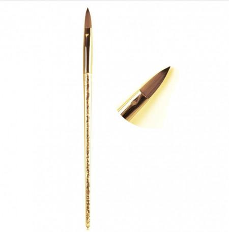 Pensula acryl nr. 4 shiny gold (G16-7)
