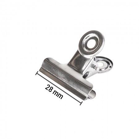 Clips metalic curba C unghii