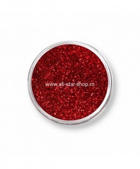 Sclipici Roșu 10 gr