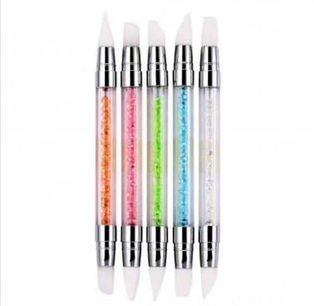 Set 5 pensule silicon