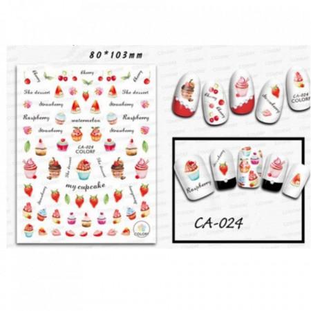 Sticker unghii CA024-CH