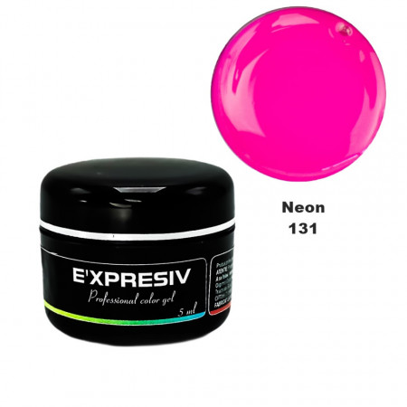 Gel color E'xpresiv 5ml Neon 131