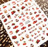 Sticker unghii CA281-CH