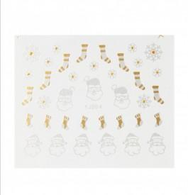 Sticker iarna YJ054