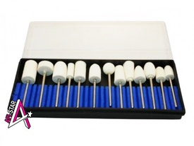 Set 13 capete de freza (Pasla) #White