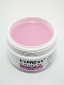 Pink mask diamond E'xpresiv