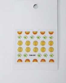 Sticker fam292