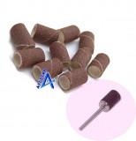 Set 100 buc inele abrazive #60 dur Lidan