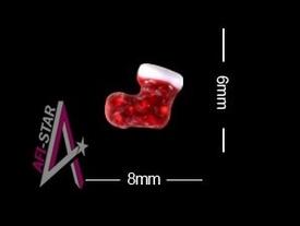Set 2 buc cod CH10 - bijuterii Craciun