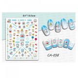 Sticker unghii CA038-CH