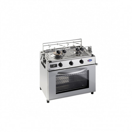 Baby cucina per la nautica in acciaio inox mod. FO600NA