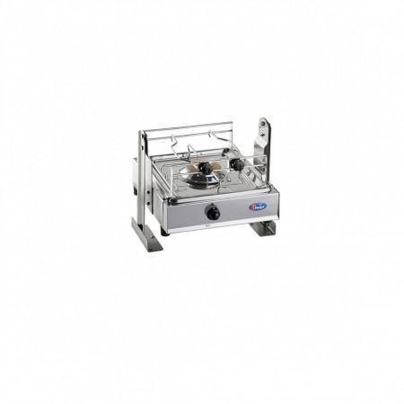 Fornello nautico in acciaio inox 1 Fuoco mod. FO100 NA