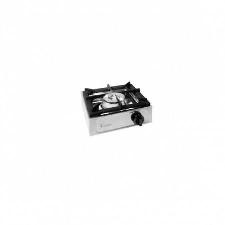 Fornello a gas da banco 1 fuoco mod.BIG7001F 9 (kW 6,5)