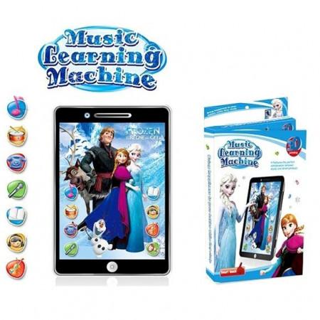 Slika Frozen edukativni 3D dečiji tablet za učenje engleskog jezika