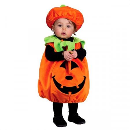 Kostim bundevice za Halloween