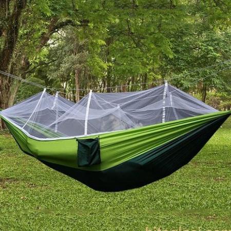 Slika Ležaljka sa zaštitom od komaraca