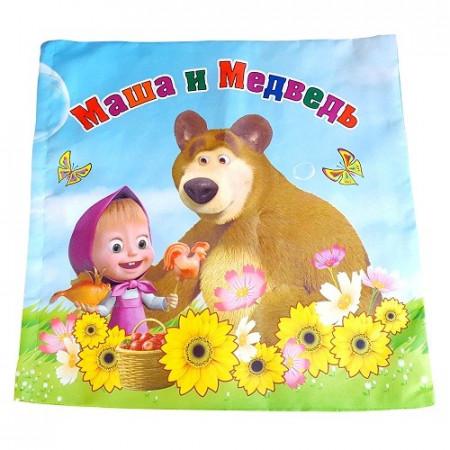 Slika Maša i Medved dečije jastučnice