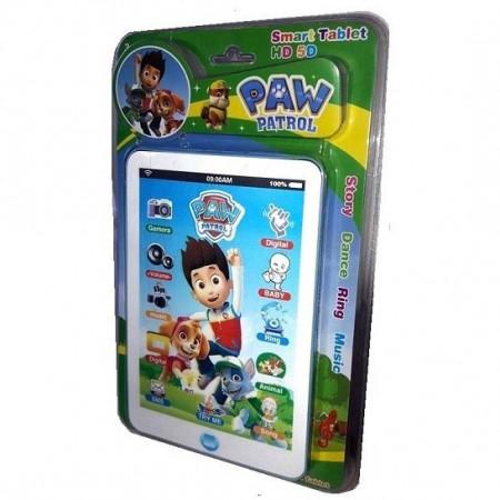 Slika Pametni 5D tablet za decu na engleskom jeziku - Patrolne Šape, Frozen, Pepa Prase i Spiderman