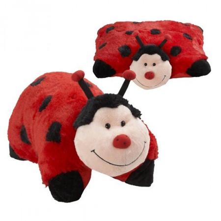 Plišana igračka i jastuk bubamara