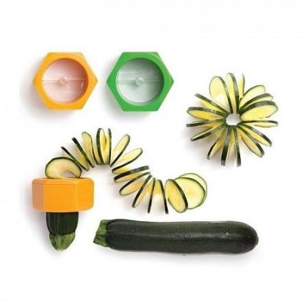 Slika Spiralni rezač za krastavac i drugo povrće