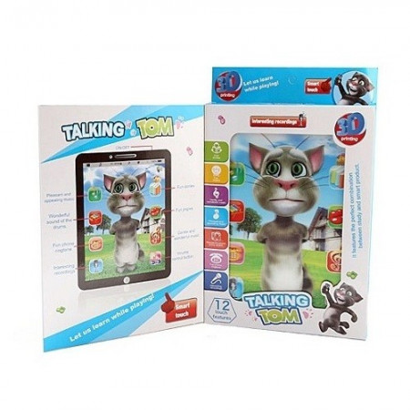 Slika Talking Tom interaktivni 3D smart touch telefon za decu