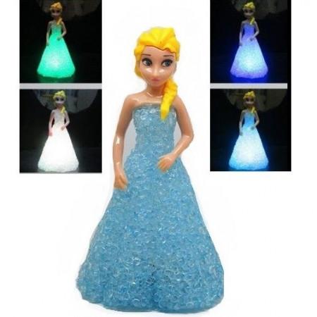Slika Frozen Elsa i Anna dekorativne led lampe