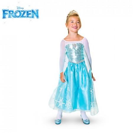 Slika Frozen kostim haljina Else za vašu princezicu