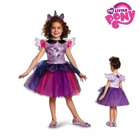 Slika Kostimi za devojčice My Little Pony - Twilight Sparkle, Rainbow Dash i Pinkie Pie