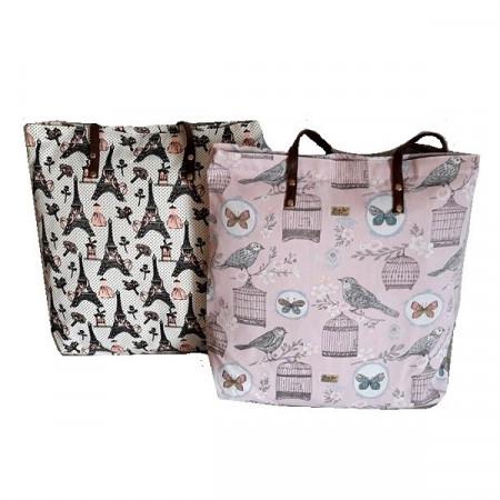 Slika Moderne ženske torbe u nekoliko dezena