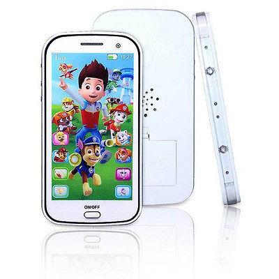 Slika Paw Patrol 3D Smart Touch interaktivni telefon igračka na engleskom jeziku
