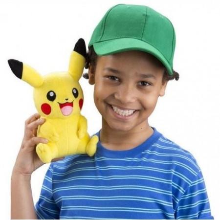 Slika Pikachu Pokemon plišana igračka
