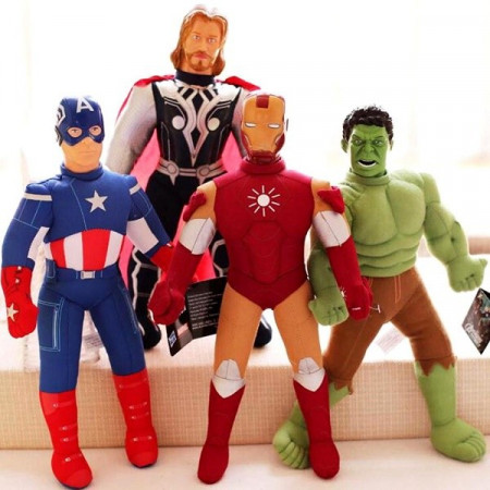 Slika Avengers plišane igračke 40 cm