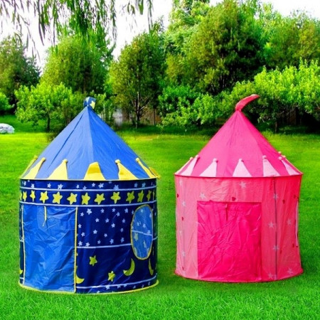 Slika Dečija kućica/šator za sobu ili dvorište