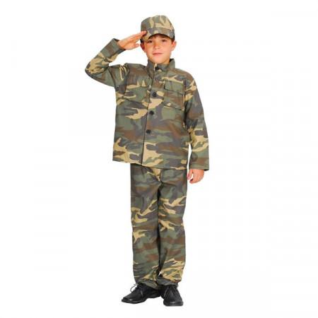 Kostim vojnika za dečake