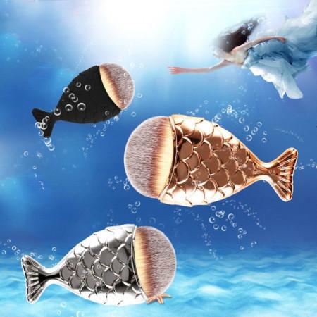 Slika Make Up četkice u obliku repa sirene
